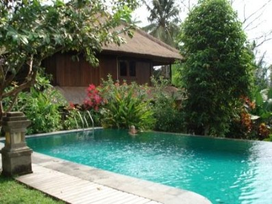 Ananda Cottages - Room and Small Pool