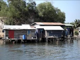 Bajau - Sea Gypsy Homes