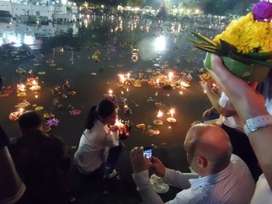 Loy Krathong - Whatever floats your boat