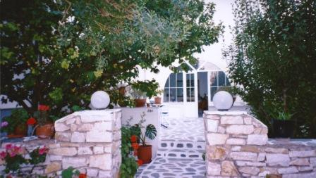 Accommodation Naoussa Paros